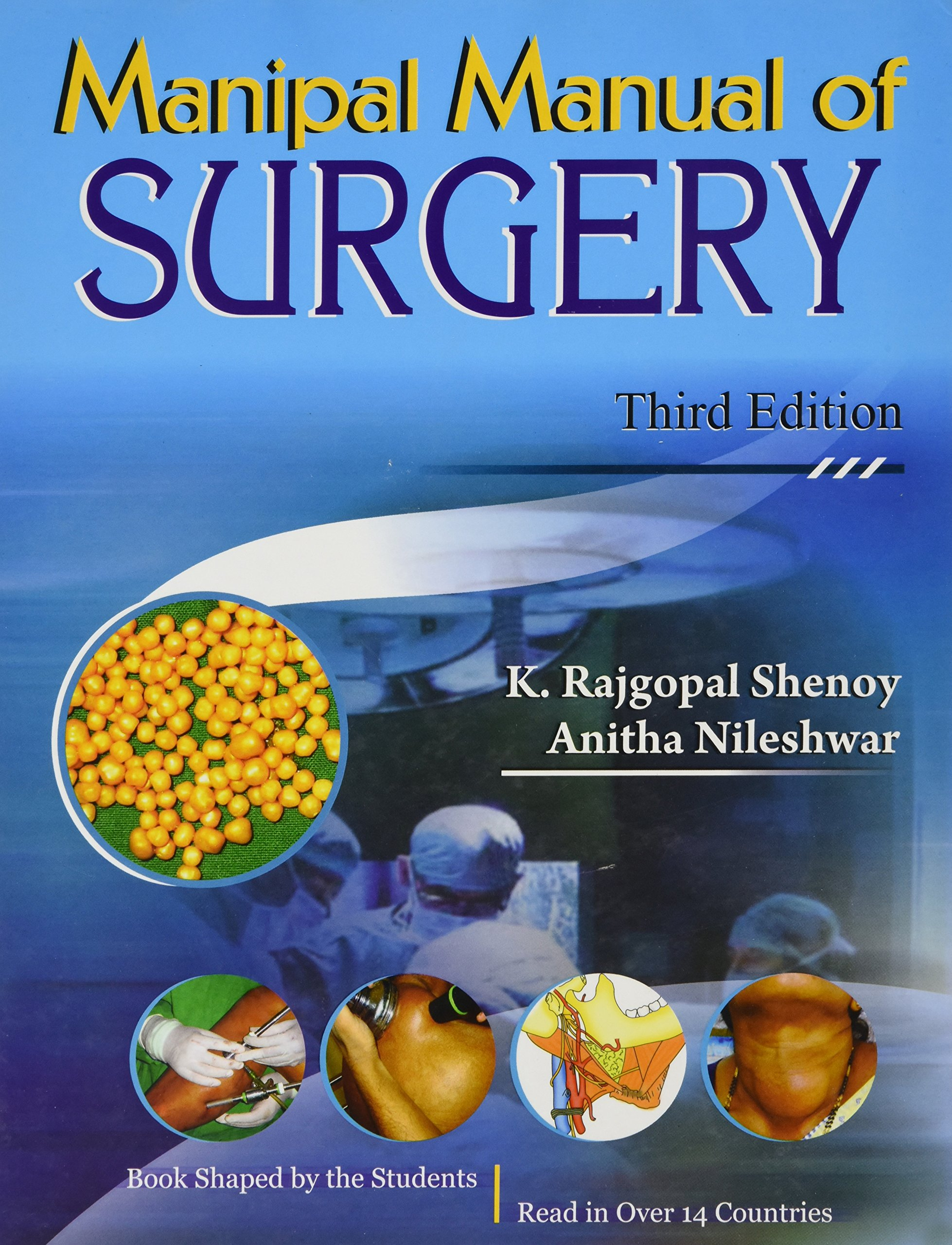 Buy Manipal Manual of Surgery Book Online at Low Prices in India | Manipal  Manual of Surgery Reviews & Ratings - Amazon.in