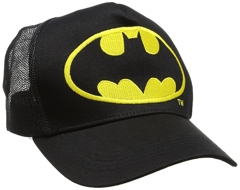 57c792deff Batman Unisex s Logo Baseball Cap