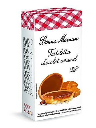 Bonne Maman Tartaleta de Chocolate y Caramelo - 135 gr