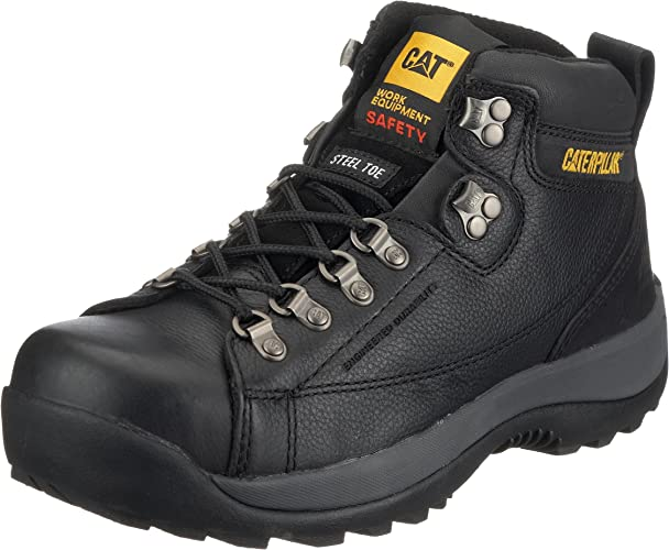 Cat Footwear Hydraulic S3, Scarpe Antinfortunistiche Uomo