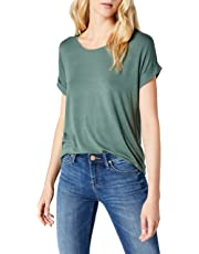 ONLY Damen Onlmoster S/S O-Neck Top Noos JRS T-Shirt