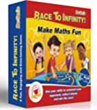 Math Games,Home & School Math Game for Kids 7-12,Math Board Game, Math Multiplication Games, Everyday Elementary Maths Games by BeGenio-Easy Fun Learning—Guaranteed Easy Addition+Subtraction Teaching