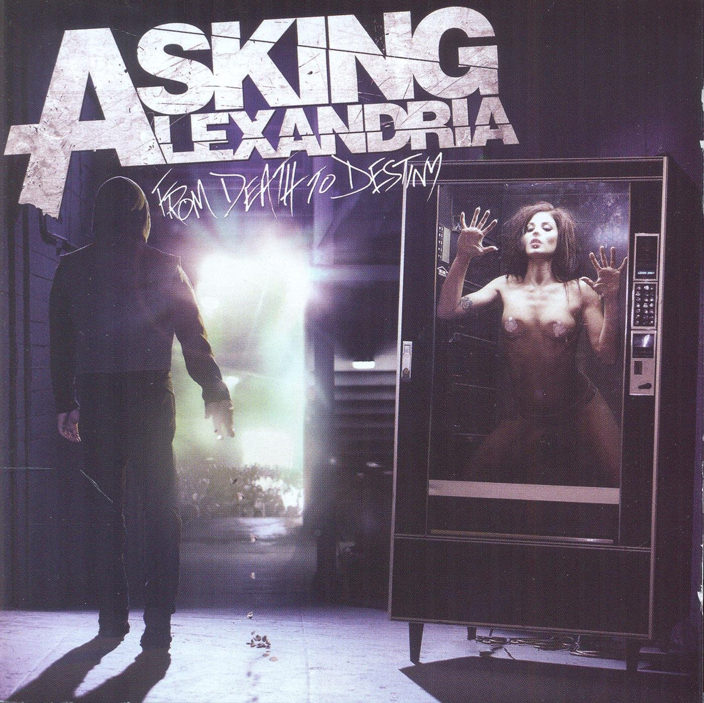 asking alexandria from death to destiny download