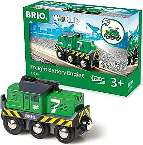 Brio 33214 Freight Battery Engine Train