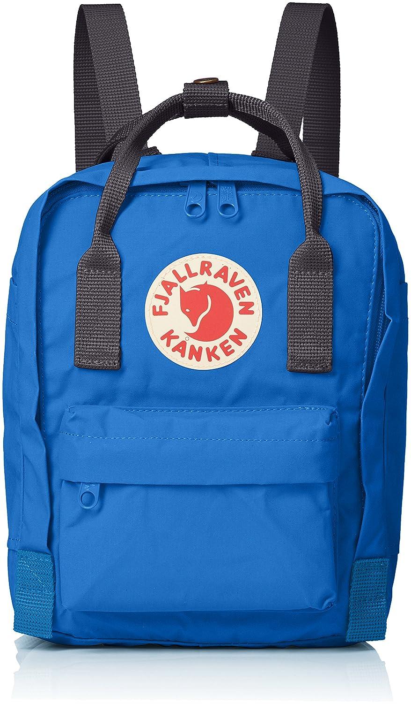 (フェールラーベン) FJALL RAVEN カンケン バッグ 7L カンケン ミニ リュック kanken mini bag バックパック リュック レディース ナップサック 通学 子供用 キッズ ナップサック 7L [並行輸入品] B00EV24PAO UN Blue/Navy UN Blue/Navy