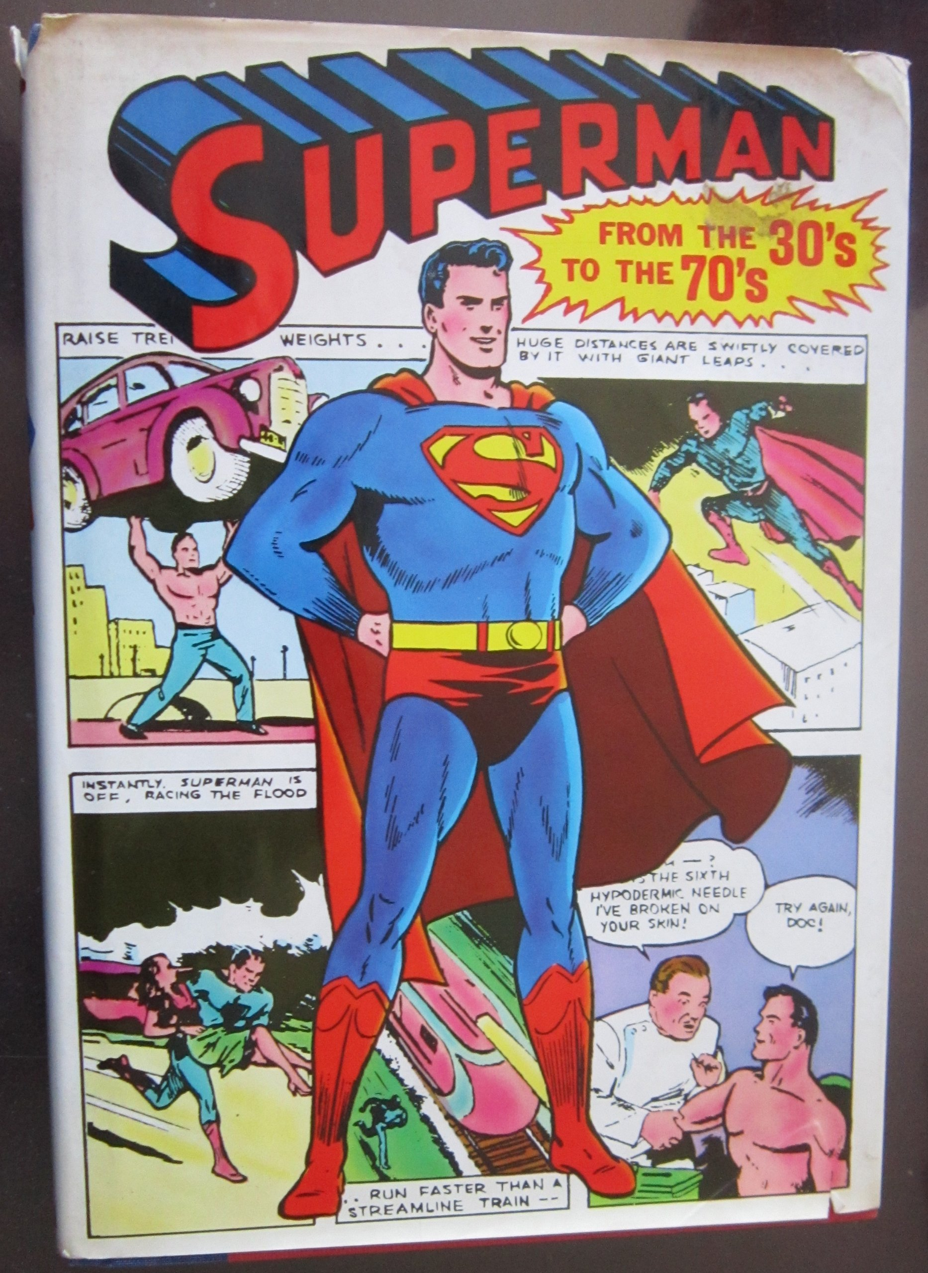 Superman: From the Thirties to the Seventies: E. Nelson Bridwell:  9780517190333: Amazon.com: Books