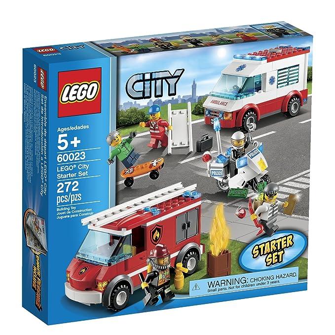Lego City Starter Set 60023 Storage Accessories Amazon Canada