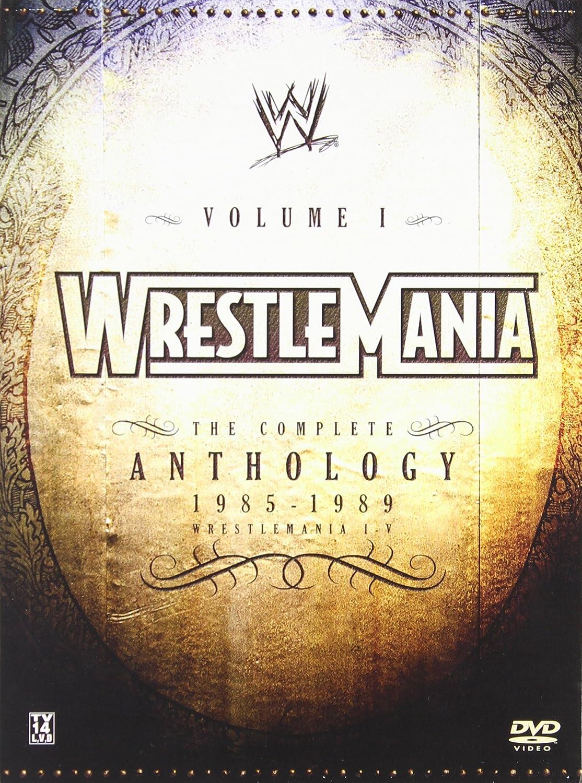 Wrestlemania 2 [Reino Unido] [DVD]: Amazon.es: Hulk Hogan ...