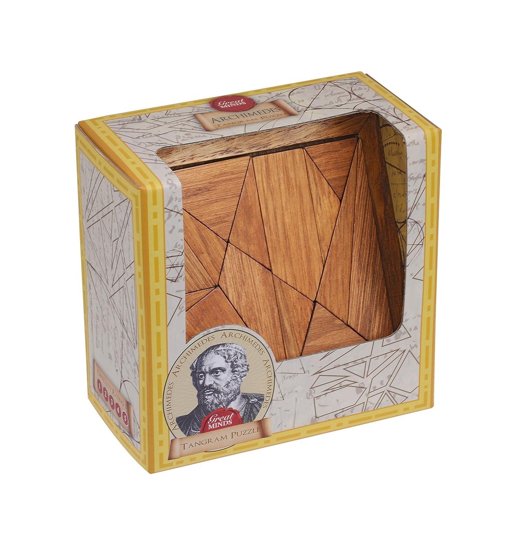 Archimedes' Tangram Puzzle Professor Puzzle GM0077US