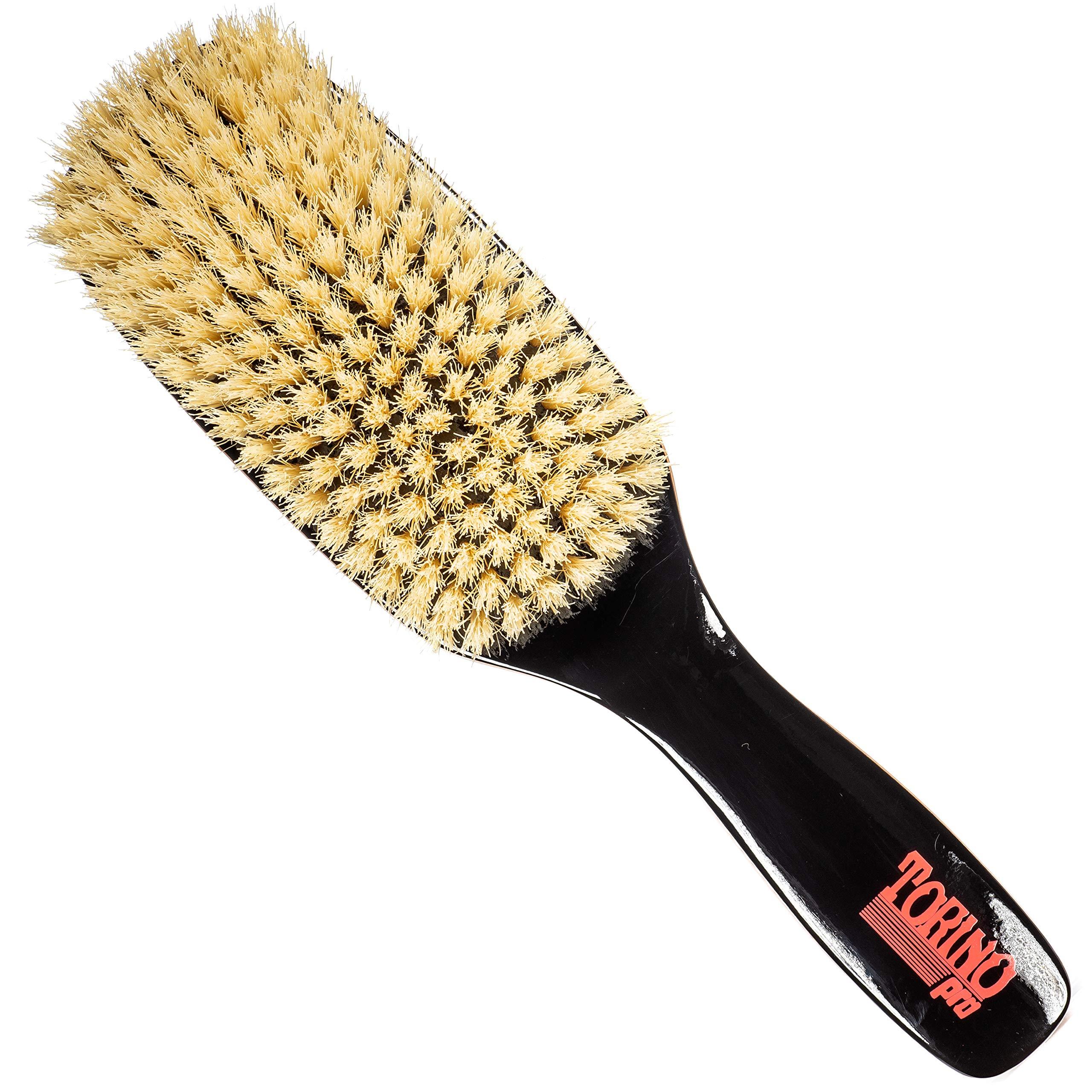 Torino Pro Soft Wave brush By Brush King - #1580- Duet