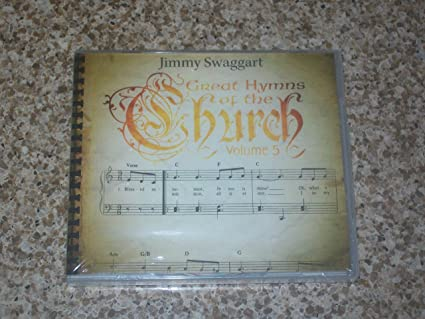 JIMMY SWAGGART CD GREAT HYMNS OF THE CHURCH VOLUME 5
