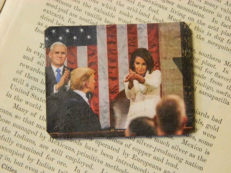Magnet Nancy Pelosi Snarky Clap