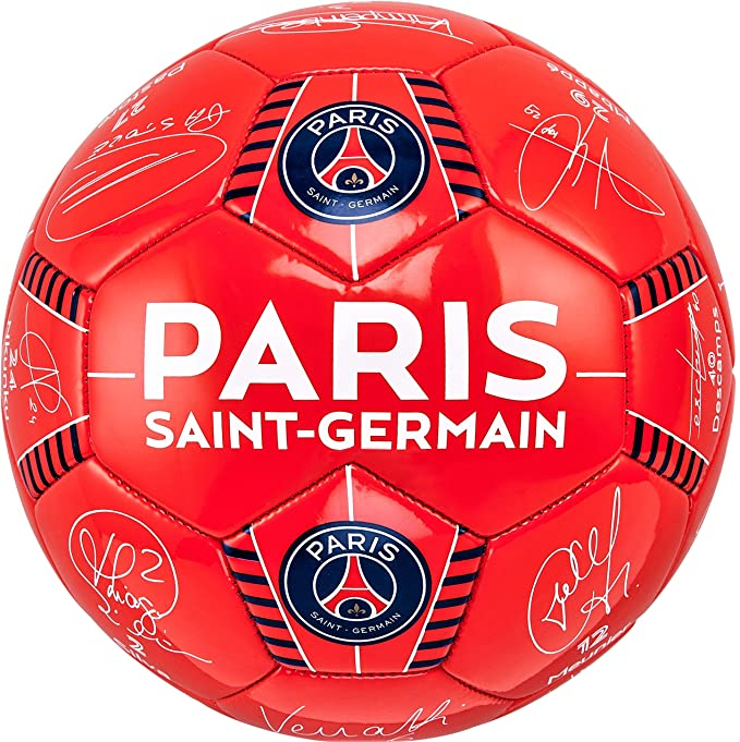 Paris Saint Germain - Balón de fútbol (tamaño 5): Amazon.es ...