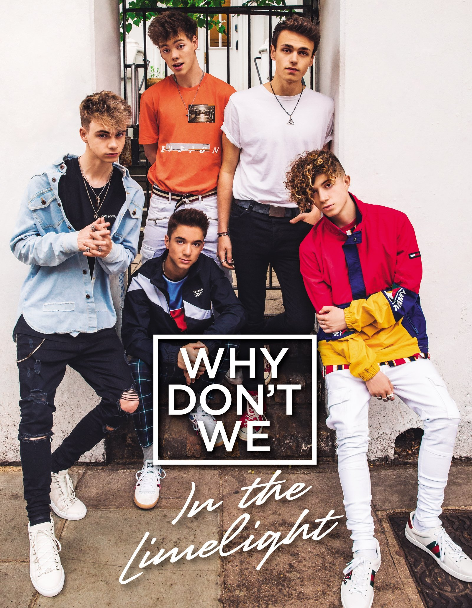 Why Don't We: In the Limelight - Malaysia Online Bookstore