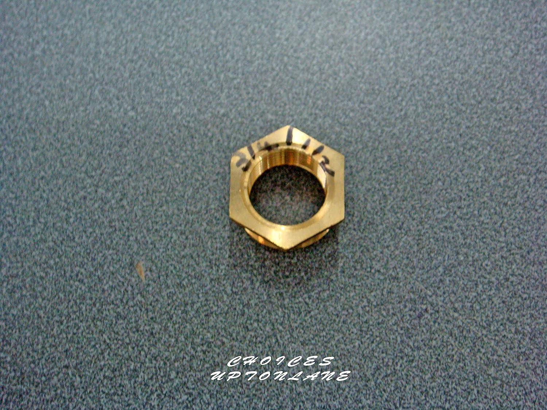 cuivr/é 3//4 X 1//4 plusieurs tailles disponibles R/éducteur hexagonal BSP m/âle vers femelle en laiton