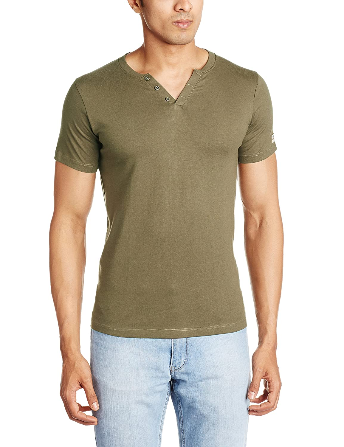 Style Shell Men's Cotton T-Shirt