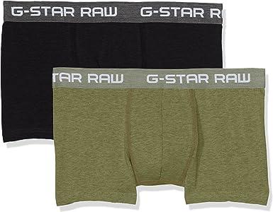 TALLA XXL. G-STAR RAW Classic Trunk Htr 2 Pack Pantalones Cortos para Hombre