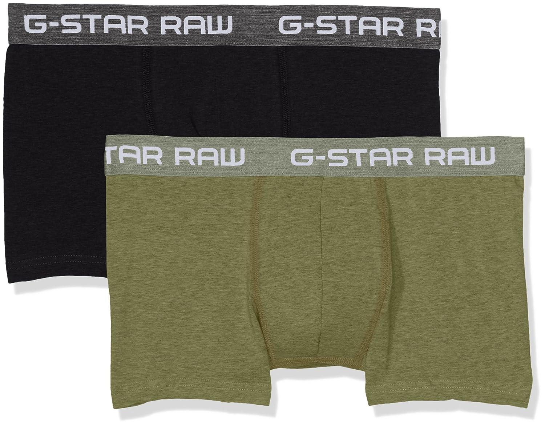 TALLA XXL. G-STAR RAW Classic Trunk Htr 2 Pack - Pantalones Cortos Hombre