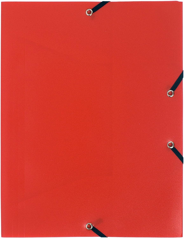 Exacompta 420312e/ colore /Confezione da 100/cartelline Forever/® 180/foglio rosso