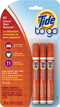 3-Pack Tide To Go Instant Stain Remover Liquid Pen