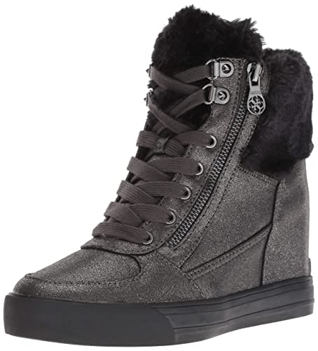 4b4cbaf0d7c GUESS Women s Dustyn Sneaker  Buy Online at Low Prices in India ...