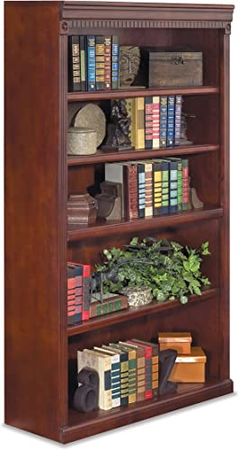 Martin Furniture Huntington Club Office Open Bookcase, 60