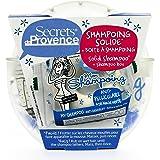 Mon shampoing solide, anti-pelliculaire, présenté dans sa boîte - Secrets de Provence