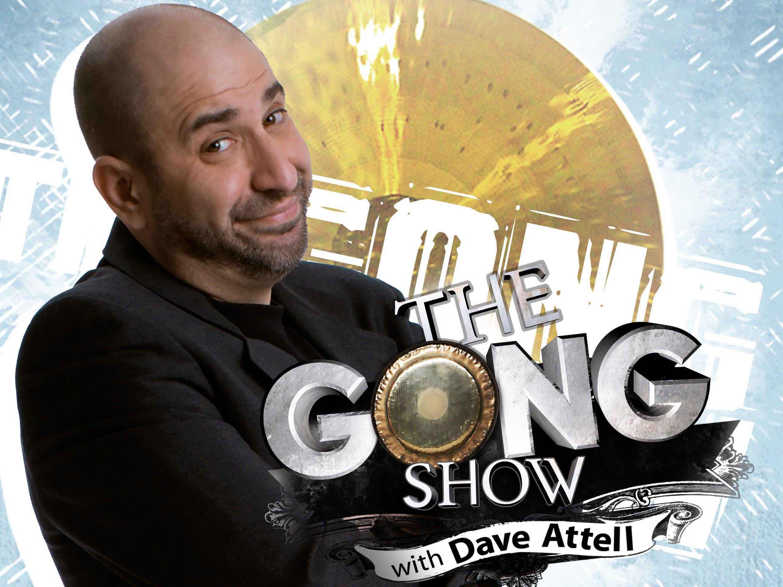 Curious Dave attell midget think