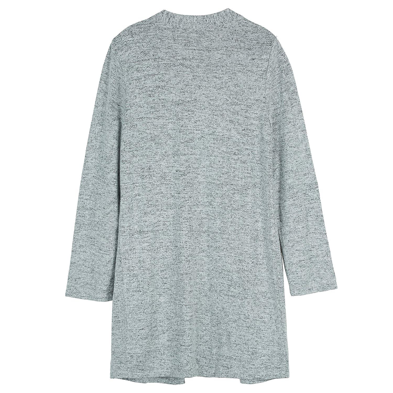 Amy Byer Girls Long Sleeve Duster Cardigan