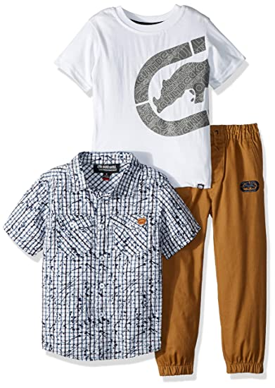 dd89b001da40 Amazon.com  Marc Ecko Boys  Short Sleeve Sport