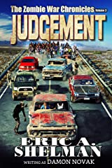Judgement: The Zombie War Chronicles - Vol. 3 Kindle Edition