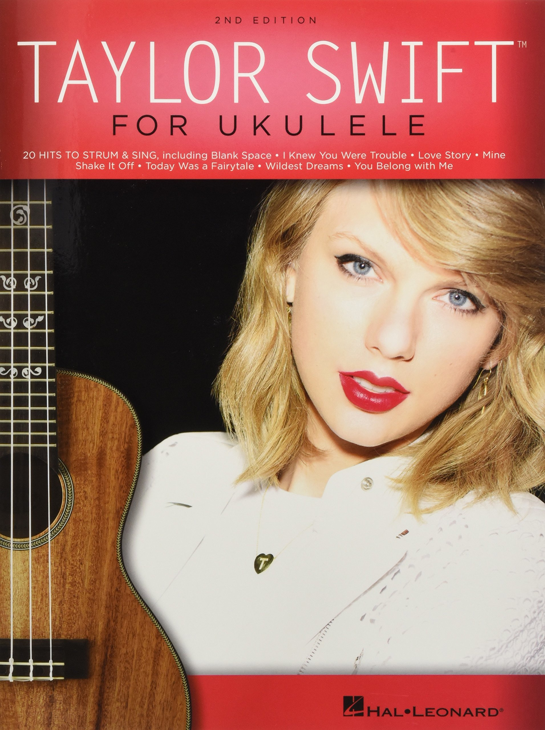 Amazon Taylor Swift For Ukulele 9781458415264 Taylor Swift