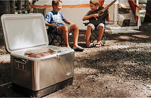 Go for the Coleman if you prefer a retro style cooler