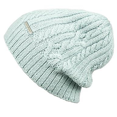 9f223ab6091 LUNA   TERRA - UDINE Hat Beanie Hand Knitted 100% BABY ALPACA ...