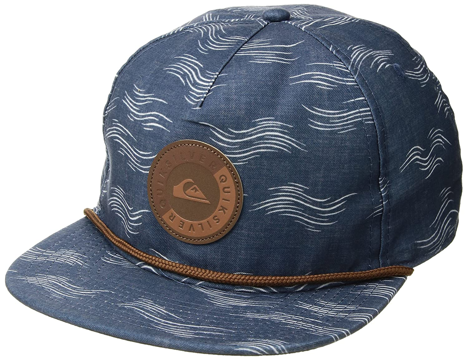 Amazon.com  Quiksilver Men s Tortilla Envy Trucker HAT e98cf572f40