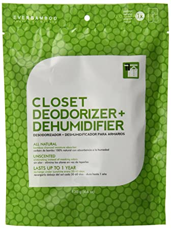 Lovely Ever Bamboo Closet Deodorizer, 4.6 Ounce