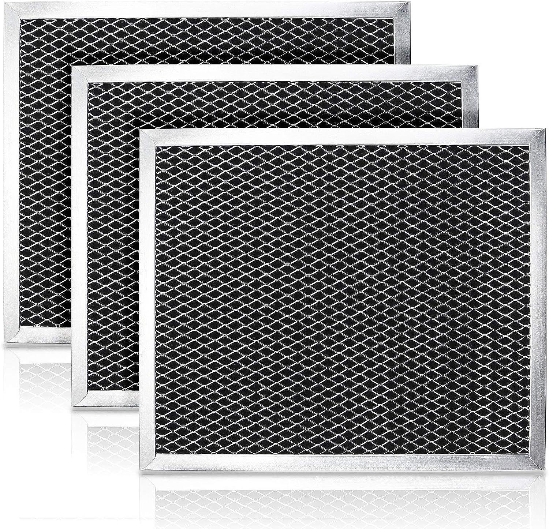 Cenipar 97007696 Charcoal Odour Filter for Range vent hood (8 3/4