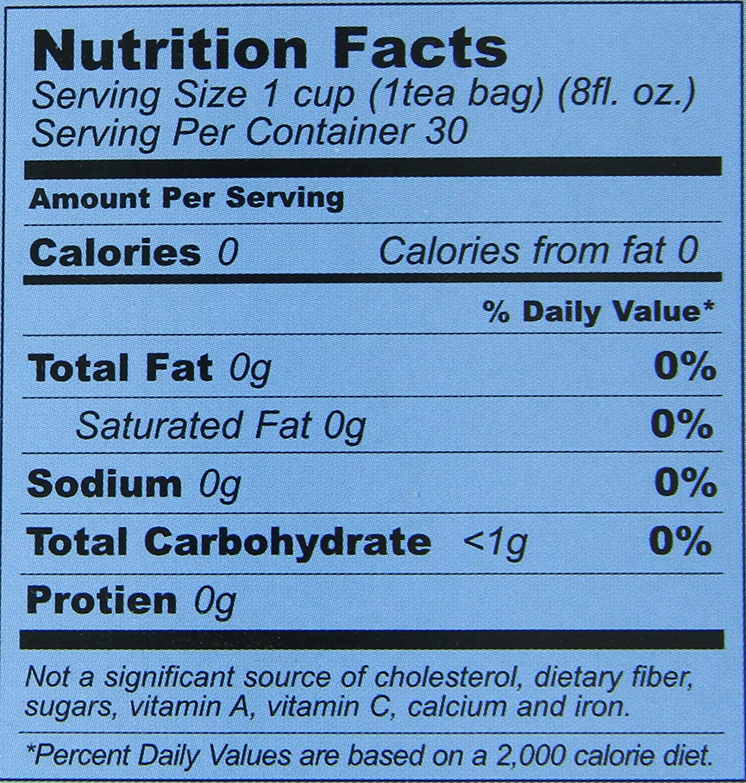 Amazon.com : Uncle Lee\'s Tea Body Slim Dieter Tea, Cinnamon, 30 ...