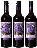 Hardys Stamp Cabernet Merlot Wine, 75 cl (Case of 3)