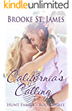 California's Calling (Hunt Family Book 3)