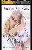 California's Calling (Hunt Family Book 3)