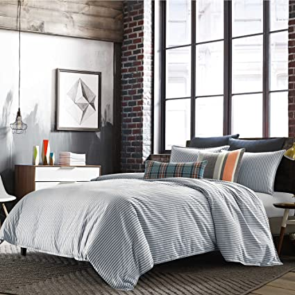 Studio 3B King Size Duvet Cover By Kyle Schuneman From The Asher Bedding  Collection In A