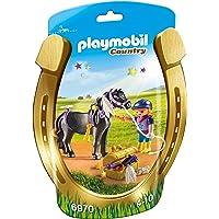 Playmobil - 6970 - Poney à Décorer Etoile