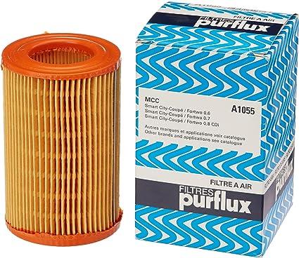 Purflux A1055 Luftfilter Anzahl 1 Auto