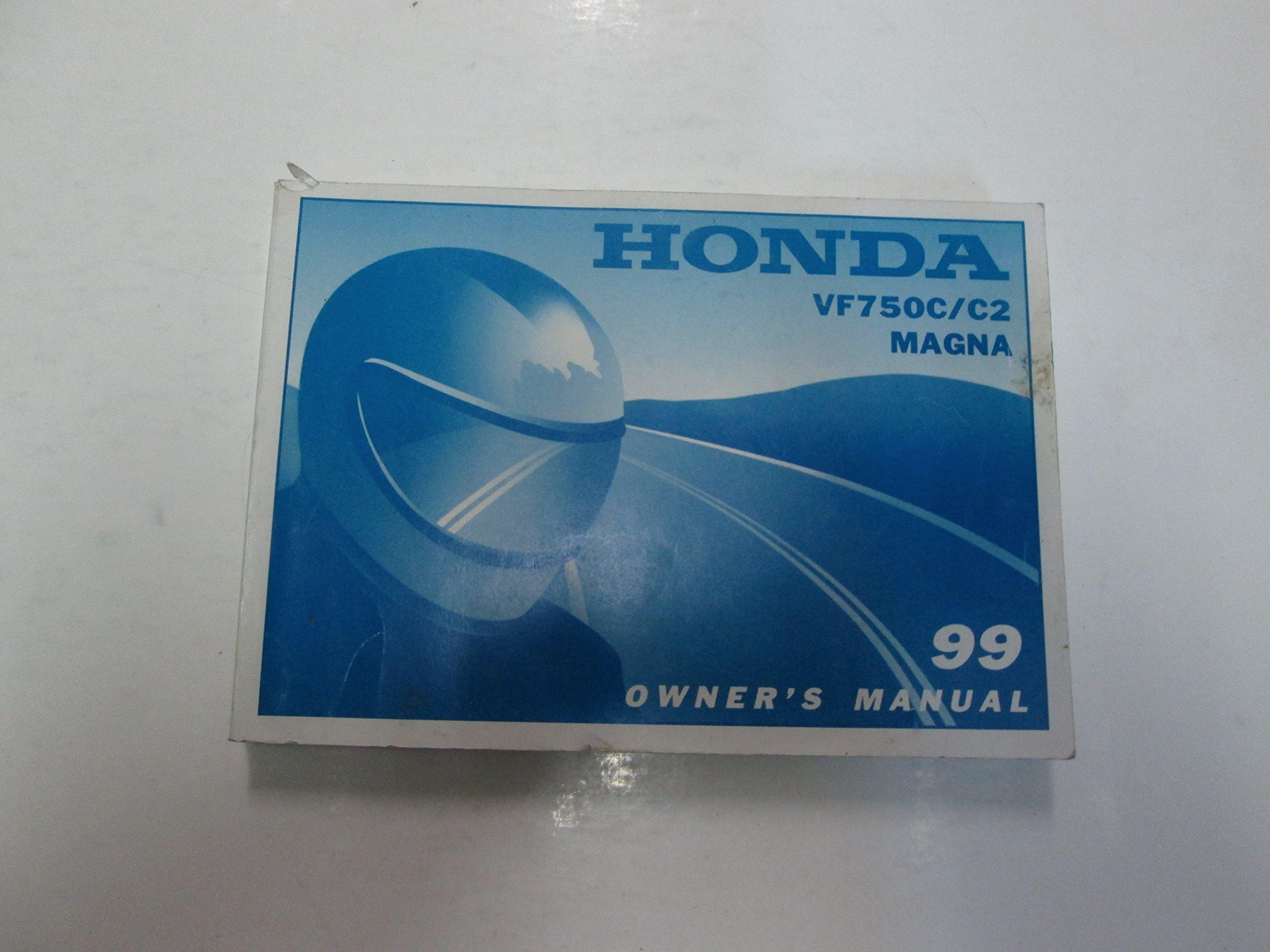 1999 honda magna manual