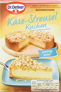 Dr Oetker Streusel Kuchen 8er Pack 8 X 485 G Amazon De