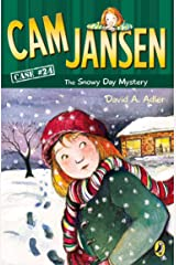Cam Jansen: The Snowy Day Mystery #24 Kindle Edition