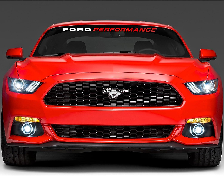 Windshield Ford Sticker
