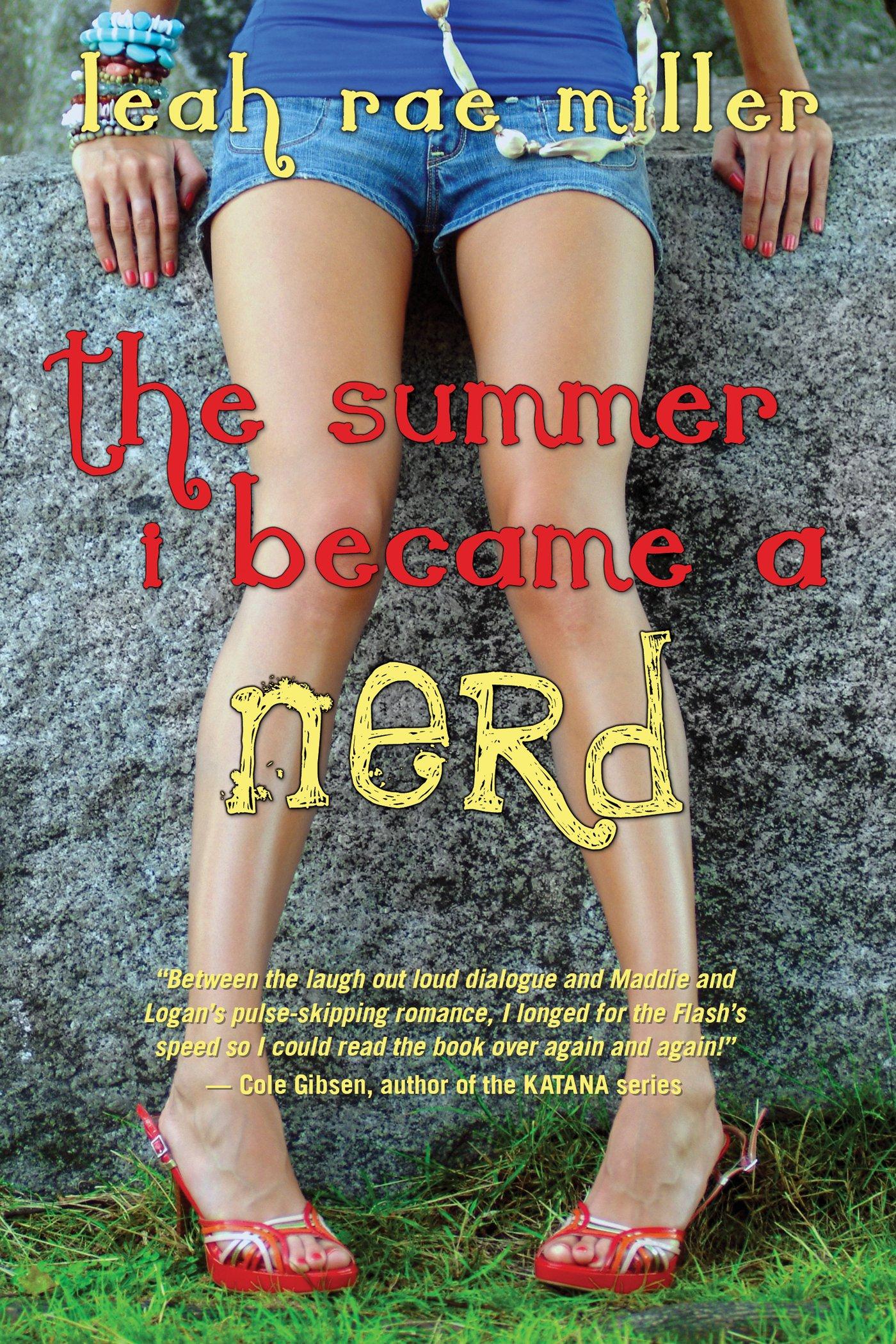 Read Online The Summer I Became a Nerd ebook