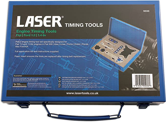 Laser Tools 3388 Engine Timing Tool Set for Renault engines